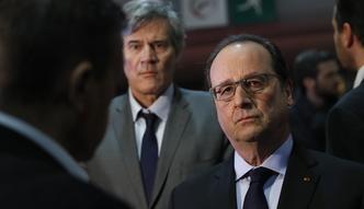 Prezydent Hollande wygwizdany na Salonie Rolniczym