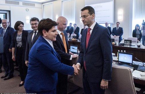 Polska zaskar�y decyzj� ws. podatku handlowego. Rz�d chce konfrontacji z Bruksel� w Trybunale