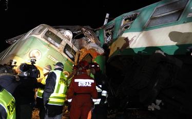 Katastrofa kolejowa: tak reaguj� s�u�by