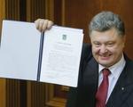 Umowa stowarzyszeniowa z Ukrain� ratyfikowana przez europarlament