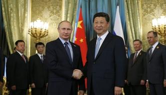 Car Putin czy demokracja? Chinom jest wszystko jedno