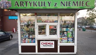 Chemia z Niemiec. Polacy kupi� w tym roku detergenty za 1,5 mld z�