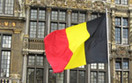 Protest policjant�w w Brukseli. Nie godz� si� na zniesienie wcze�niejszych emerytur