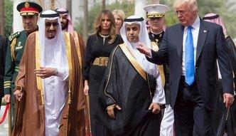 USA sprzedadzą Arabii Saudyjskiej broń. Umowa za 110 miliardów dolarów