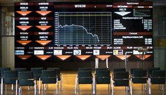 Mocne spadki cen akcji banków. Inwestorzy niezadowoleni z rekomendacji