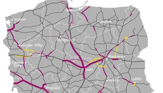 Koniec z omijaniem płatnych dróg. Od lipca więcej kilometrów z e-mytem