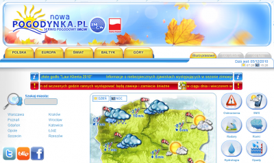pogodynka.pl