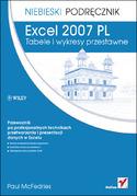 Excel 2007 PL. Tabele i wykresy przestawne. Niebieski podr�cznik