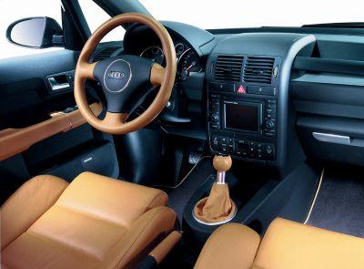 Audi a2 (zdjęcie 2 z 33)