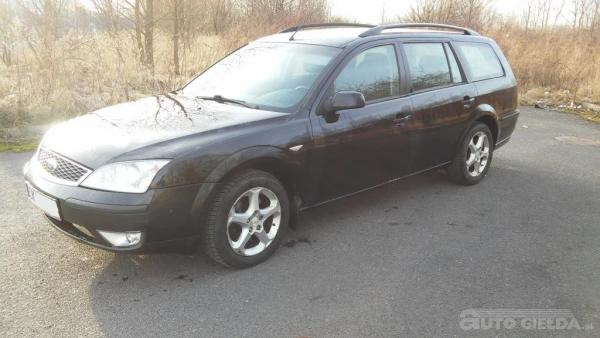 FORD MONDEO 2007 2.2
