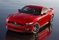 Ford Mustang 2.3 EcoBoost 317KM