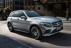 Mercedes GLC 220 d 170KM