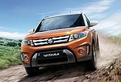 Suzuki Vitara 1.6 VVT 120KM