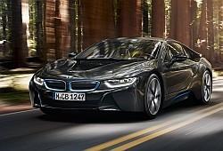 BMW Seria i8 Elektryczny R3 / 1499 362KM