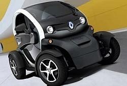 Renault Twizy Electric motor 17KM