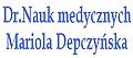 CENTRUM LECZENIA JASKRY GABINETY OKULISTYCZNE DR N. MED. MARIOLA DEPCZY�SKA