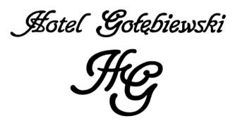 Logo  Hotel Go��biewski HG, znak towarowy