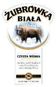 Żubr211wka bia�a 6 times distilled in poland czysta w211dka