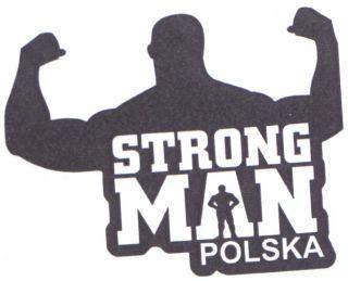 STRONG MAN POLSKAStrong Man Logo