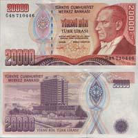 20000 lira