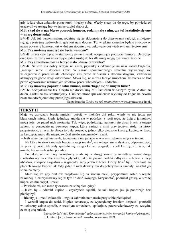 Ignacy Krasicki monachomachia karta pracy