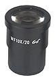 Okular SZMEWH10X20M (10x/20mm) (Pomiarowy)