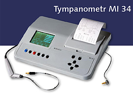 MI 34 H Tympanometr wysokoczęstotliwościowy