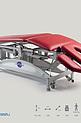 SM-W Stół do masażu z elektryczną regulacją wysokości