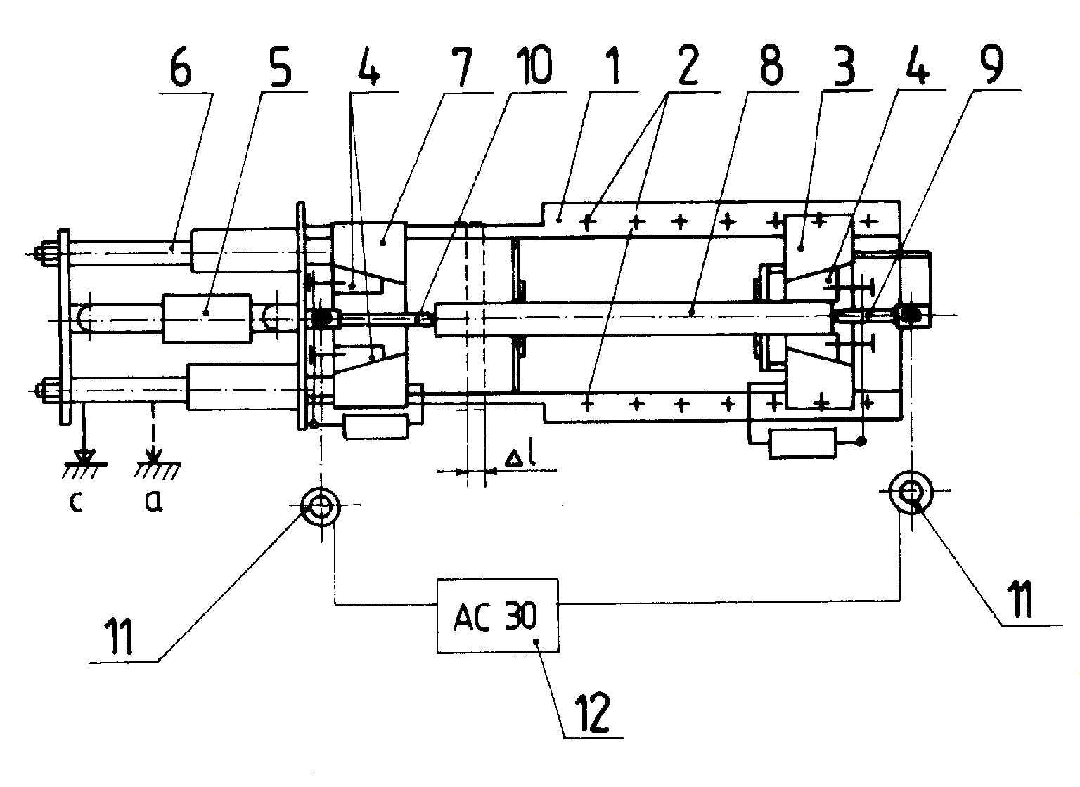 Sposób i urządzenie do prostowania prętów przez rozciąganie