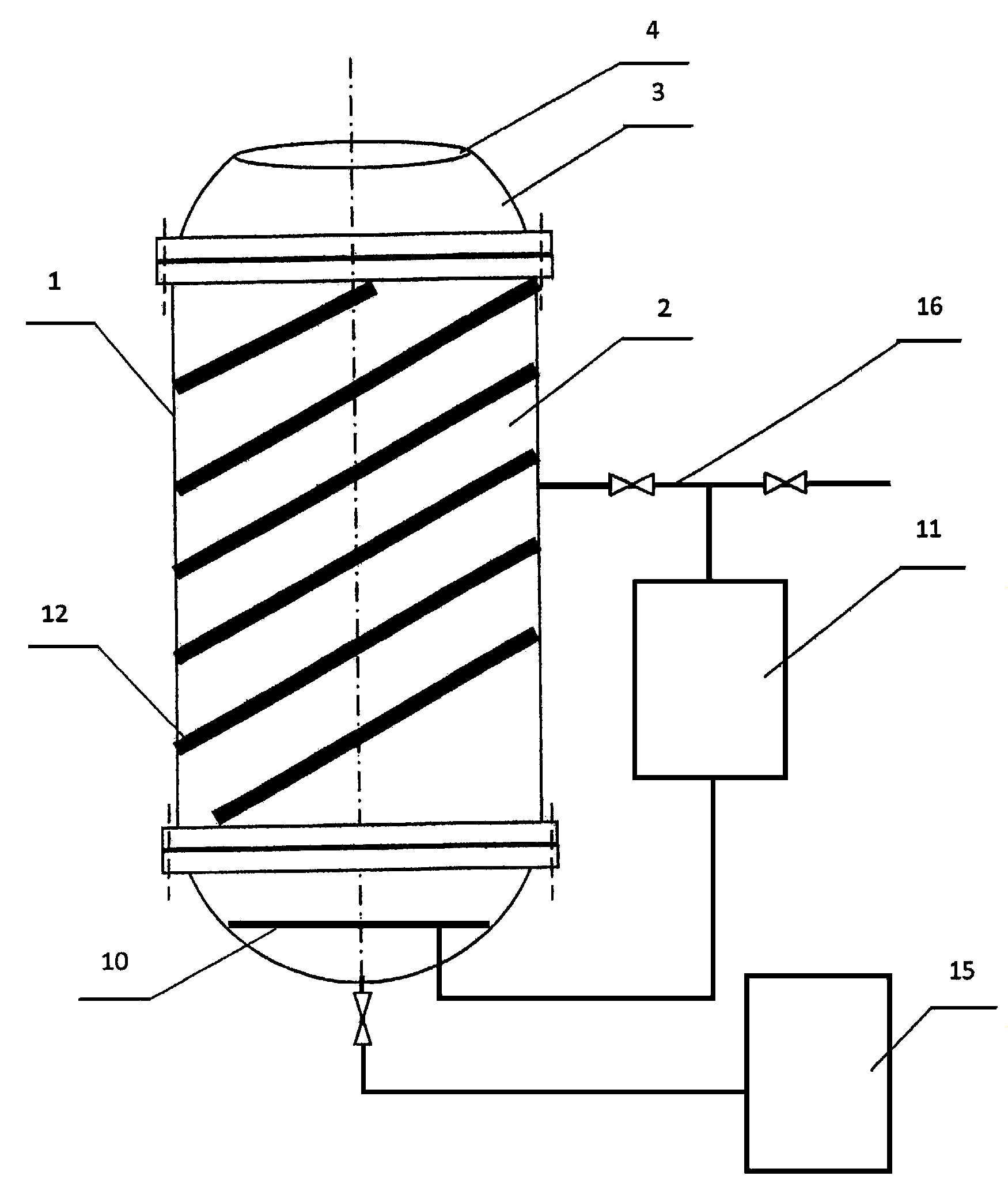 Sposób i układ do utylizacji odpadów gumowych i tworzyw sztucznych