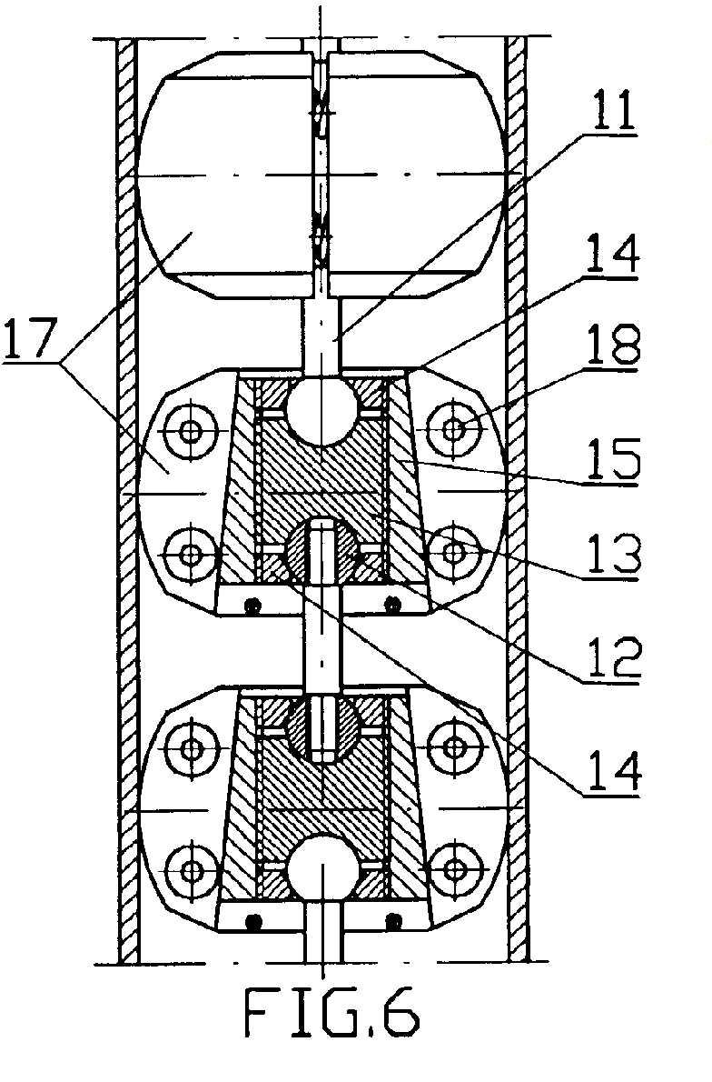 Sposób gięcia rur na wzorniku i trzpień przegubowy do gięcia rur, zwłaszcza rur cienkościennych o dużych średnicach