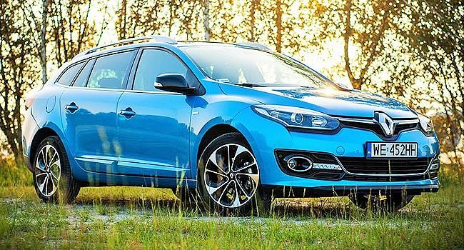 Renault Megane Grandtour Odmłodzony Staruszek Test