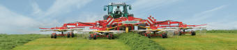 zgrabiarki Pottinger TOP 1252 C S-LINE