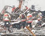 Japonia: Akcja ratunkowa utrudniona przez śnieg i niską temperaturę