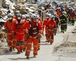 Japonia: Trwają poszukiwania ofiar trzęsienia ziemi