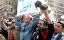 Egipt: Wielka demonstracja w centrum Kairu