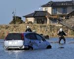 Japonia: Ekipy ratunkowe na terenach dotkniętych tsunami