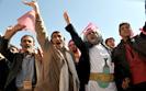 Strajk tysięcy ludzi na ulicach stolicy Jemenu