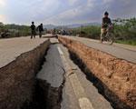 Birma: Zniszczenia po trzęsieniu ziemi