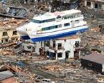 Trzęsienie ziemi w Japonii. Krajobraz po kataklizmie