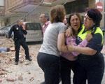Silne trzęsienie ziemi w Hiszpanii