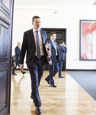 """Morawiecki chce śledztwa w sprawie VAT. """"Kiedy powołać komisję, to decyzja polityczna"""""""