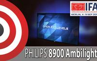 Philips 8900 - 4K, Zakrzywienie, Ambilight i Wiele Więcej!