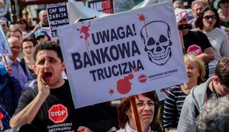 """""""NBP wciąż broni nieuczciwych zysków sektora bankowego"""". Szcześniak wzywa do debaty"""