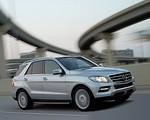 Gwiazda znów w terenie - nowy Mercedes klasy M
