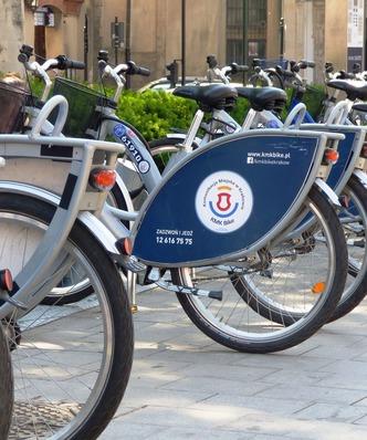 Chińczycy zakazują reklam na rowerach