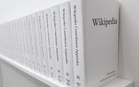 Cała angielska Wikipedia w formie drukowanej