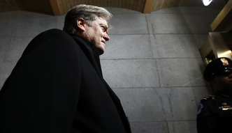 Steve Bannon, kontrowersyjny doradca Trumpa, odchodzi z Białego Domu