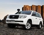 Odmiana dla twardzieli - Toyota Land Cruiser GX