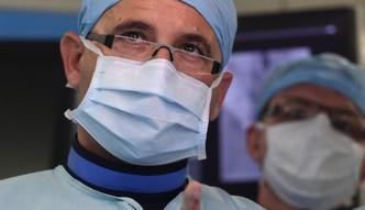 Pracował z prof. Religą, został przedsiębiorcą roku. Teraz jego szpital czeka niepewny los przez reformę